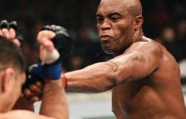 Anderson Silva pede luta com McGregor a chefe do UFC