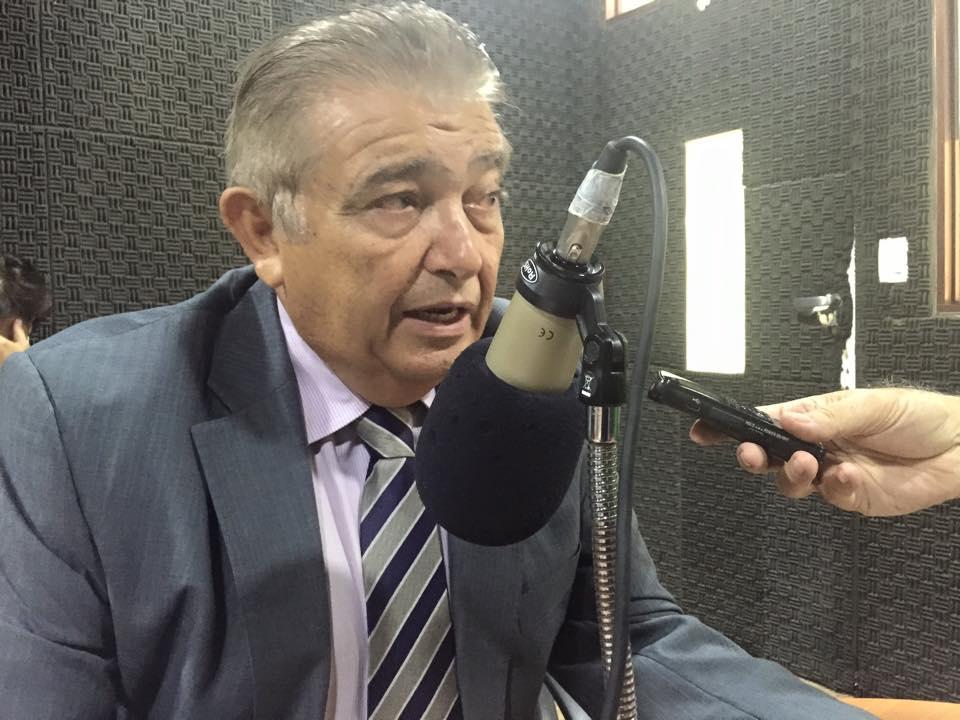 renato - INSEGURANÇA: Renato Gadelha volta a pedir que Cláudio Lima deixe a Segurança