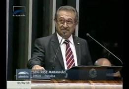 José Maranhão consegue aprovação na CCJ de aumento de pensão para portadores da Síndrome de Talidomida