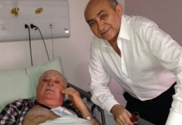 Wilson Braga é internado na UTI do Hospital Samaritano
