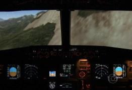 PÂNICO E DESESPERO: Piloto vendo avião despencar tentou reabrir cabine com um machado