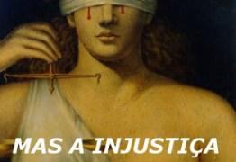 GILVAN FREIRA: Lúcia de Fátima é perseguida por seu poder; por causa de sua consciência insubmissa que fere uma instituição autoritária