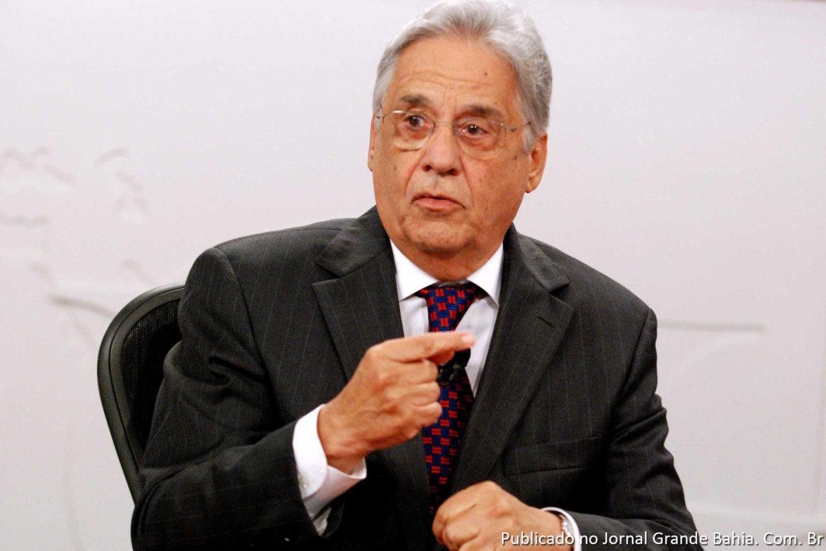 Fernando Henrique Cardoso FHC 3 - FHC pediu dinheiro a Odebrecht para financiar campanha de políticos tucanos