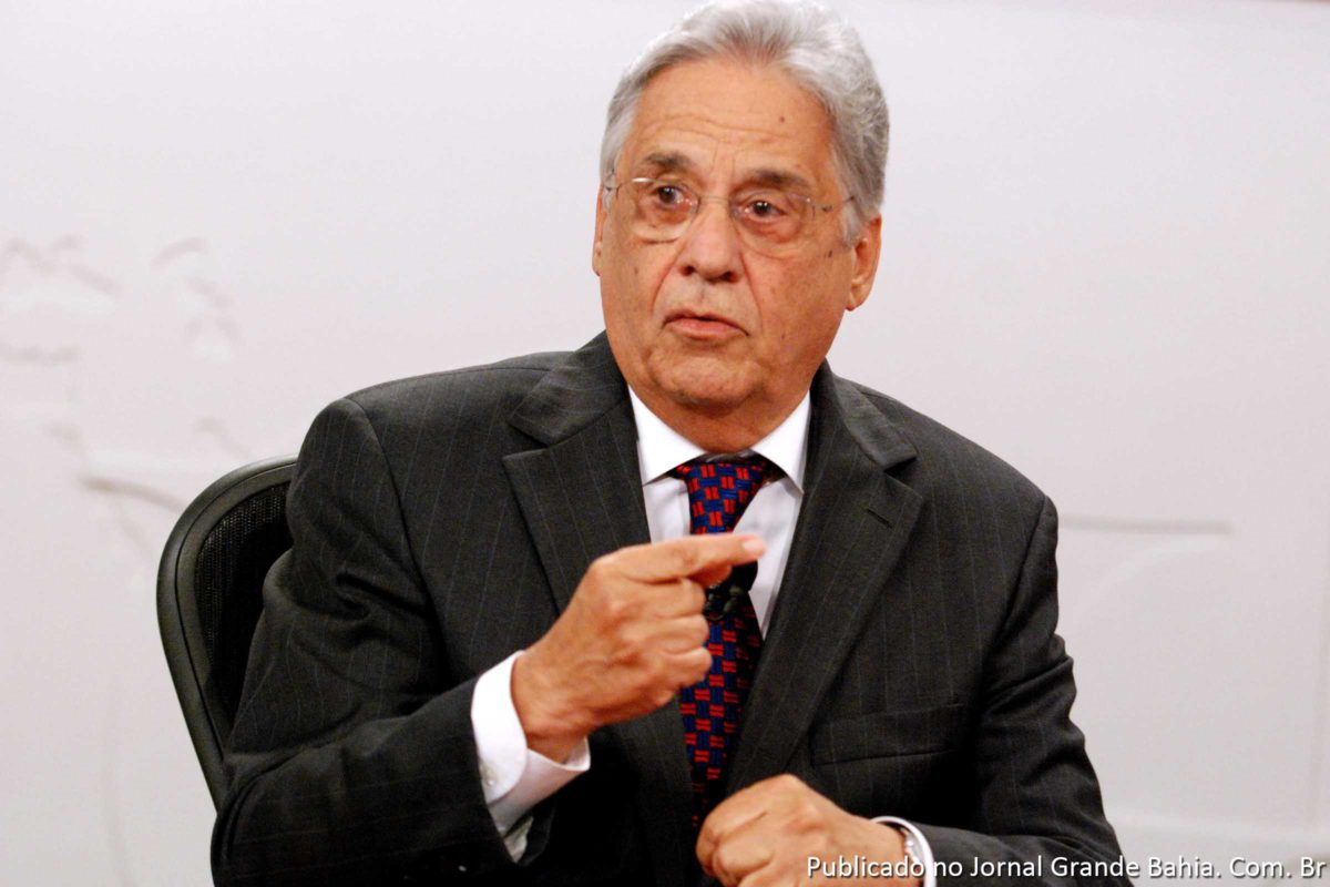 Fernando Henrique Cardoso FHC 3 - Fernando Henrique Cardoso afirma que brasileiros veem Haddad como marionete de Lula