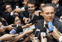 Renan reúne governadores em Brasília