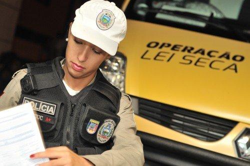 lei seca operacao - Detran-PB intensifica Operação Lei Seca durante o Carnaval
