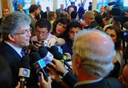 """RICARDO COBRA DURO DO GOV. DILMA: """"Não admitimos que se demore tanto para liberar recursos para medidas emergenciais."""