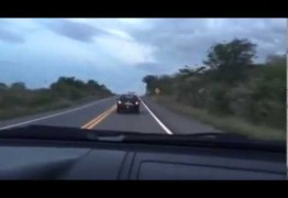 OBJETO ESTRANHO NO CÉU: Vídeo feito por Gutemberg Cardoso na BR-230 repercute