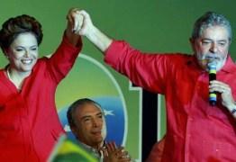 Lula vai participar de despedida de Dilma em frente ao Planalto
