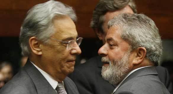 lula fhc e1434109884206 - GUERRA DE ARTIGOS: FHC e Lula debatem eleições presidenciais através de jornais internacionais