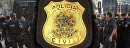 policia civil 300x111 - Empresária é presa em JP acusada de tráfico internacional de drogas