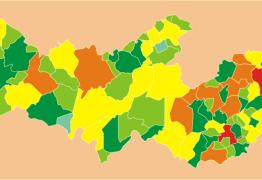FANTASMAS ? Pelo menos dez municípios têm mais eleitores que habitantes na Paraíba