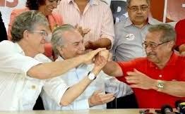 Ricardo quer o PMDB vitaminando no projeto do PSB, a partir da Capital para isolar Manoel Júnior – Por Heron Cid