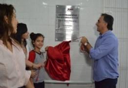 Prefeito entrega ginásio poliesportivo nos Funcionários II e destaca incentivo ao esporte e à cidadania