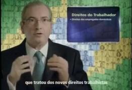 """Na TV, Cunha destaca """"Câmara independente"""" – VEJA O VÍDEO DO PROGRAMA"""