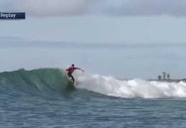 Vídeo mostra onda quase perfeita do brasileiro Gabriel Medina – VEJA VÍDEO