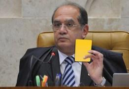 Gilmar Mendes relatará inquérito sobre Aécio; Toffoli, sobre Cunha