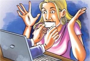 censura na rede 300x206 - Ditadura online - Câmara quer punir quem falar mal de políticos na internet