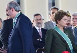 Cunha teria feito acordo para cassar Dilma em troca de imunidade