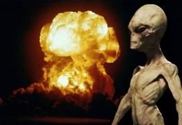 ET's salvaram a humanidade da Guerra Fria, afirma astronauta da NASA