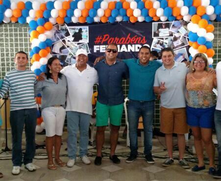 image95 - Pré-candidato a prefeito, Fernando Sobrinho, vai presidir o DEM de Cabedelo