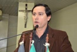 Suplente pede investigação e afastamento da presidente da Câmara Municipal de CG