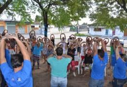 Fisioterapeutas levam saúde à praças da zona sul da capital