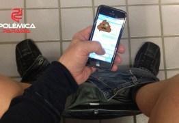 """Empresa cria aplicativo apenas para pessoas que estão fazendo """"cocô"""""""