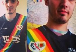 Jogando contra preconceito – time espanhol terá a luta contra a homofobia e outras sete causas na sua segunda camisa