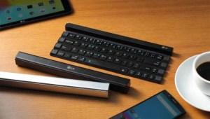 """teclado lg 300x170 - Parece magia - LG lança teclado que se transforma em """"varinha"""