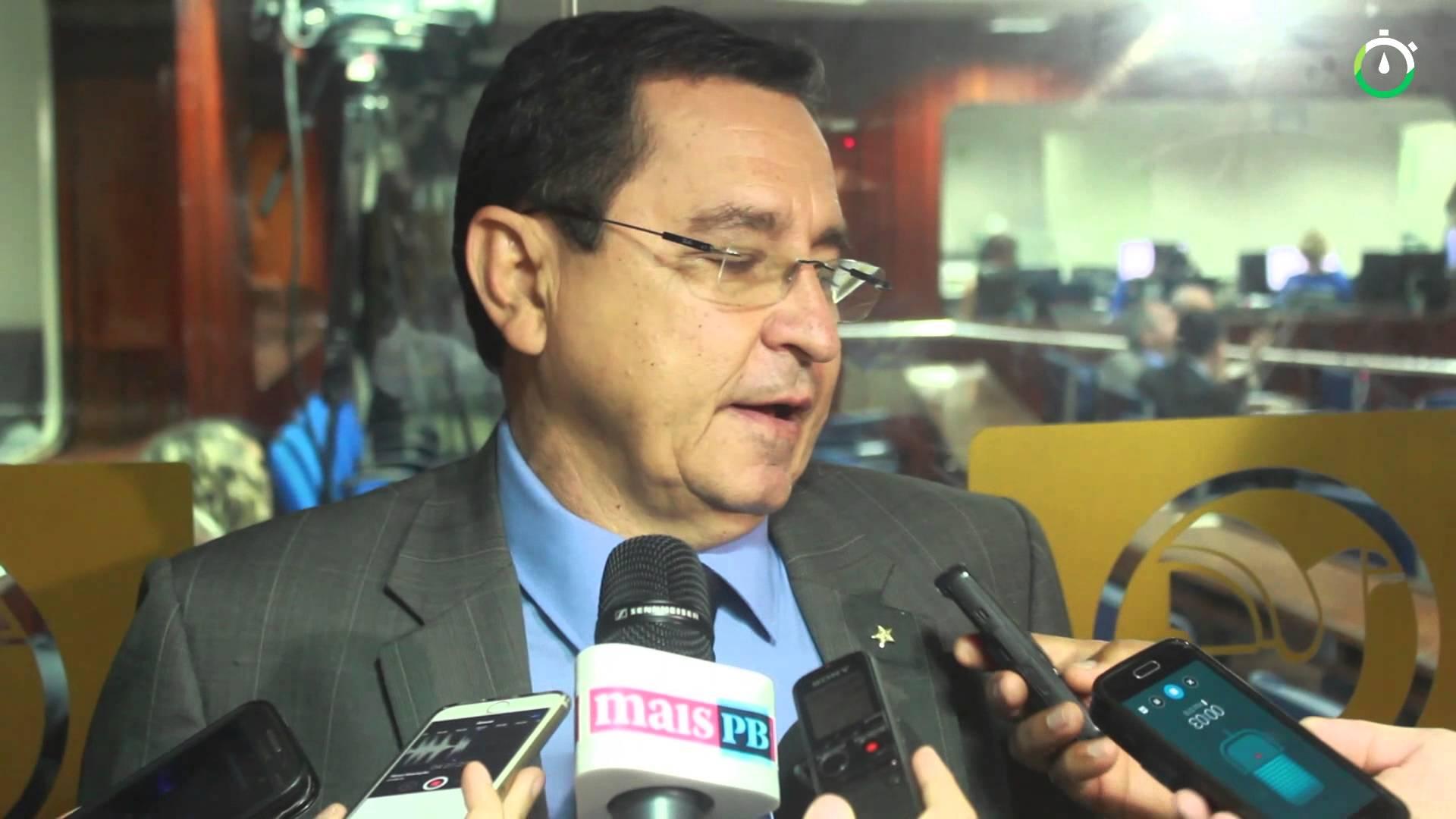 video anisio maia sai em defesa - Audiência Pública debateu segurança pública em Juazeirinho, diz Anísio Maia