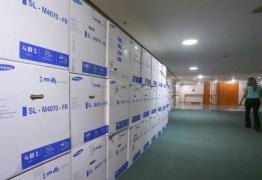 Câmara paga R$ 5,2 milhões para trocar impressoras