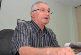 Deputado Frei Anastácio sai da UTI de hospital após sofrer infarto