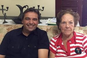 GENIVAL MATIAS E VANI BRAGA 300x200 - Ex-prefeita Vani Braga vai disputar Prefeitura de Conceição após filiação no PTdoB