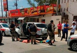 Bandidos sequestram netas de ex-desembargador Martinho Lisboa mas acabam presos