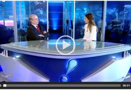 VEJA VÍDEO: Ciro Gomes chama Manoel Júnior de 'semianalfabeto' em entrevista com repercussão nacional