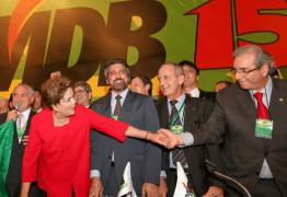 Dilma e Cunha têm primeiro encontro no Planalto depois de rompimento