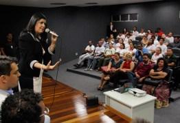 Vice-governadora abre Encontro Regional Nordeste da Rede Brasileira de Orçamentos Participativos
