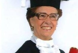 """9d59a05047 Aposentada de 86 anos se forma em direito para """"ajudar os idosos"""""""