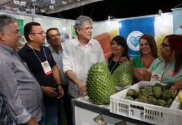 Ricardo abre programação da Paraíba Agronegócios 2015