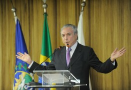 Governadores do PMDB se reunirão com Temer para 'organizar o país'