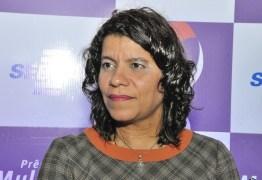 Estela critica critica omissão da bancada paraibana sobre retirada de recursos federais para obra na Paraíba