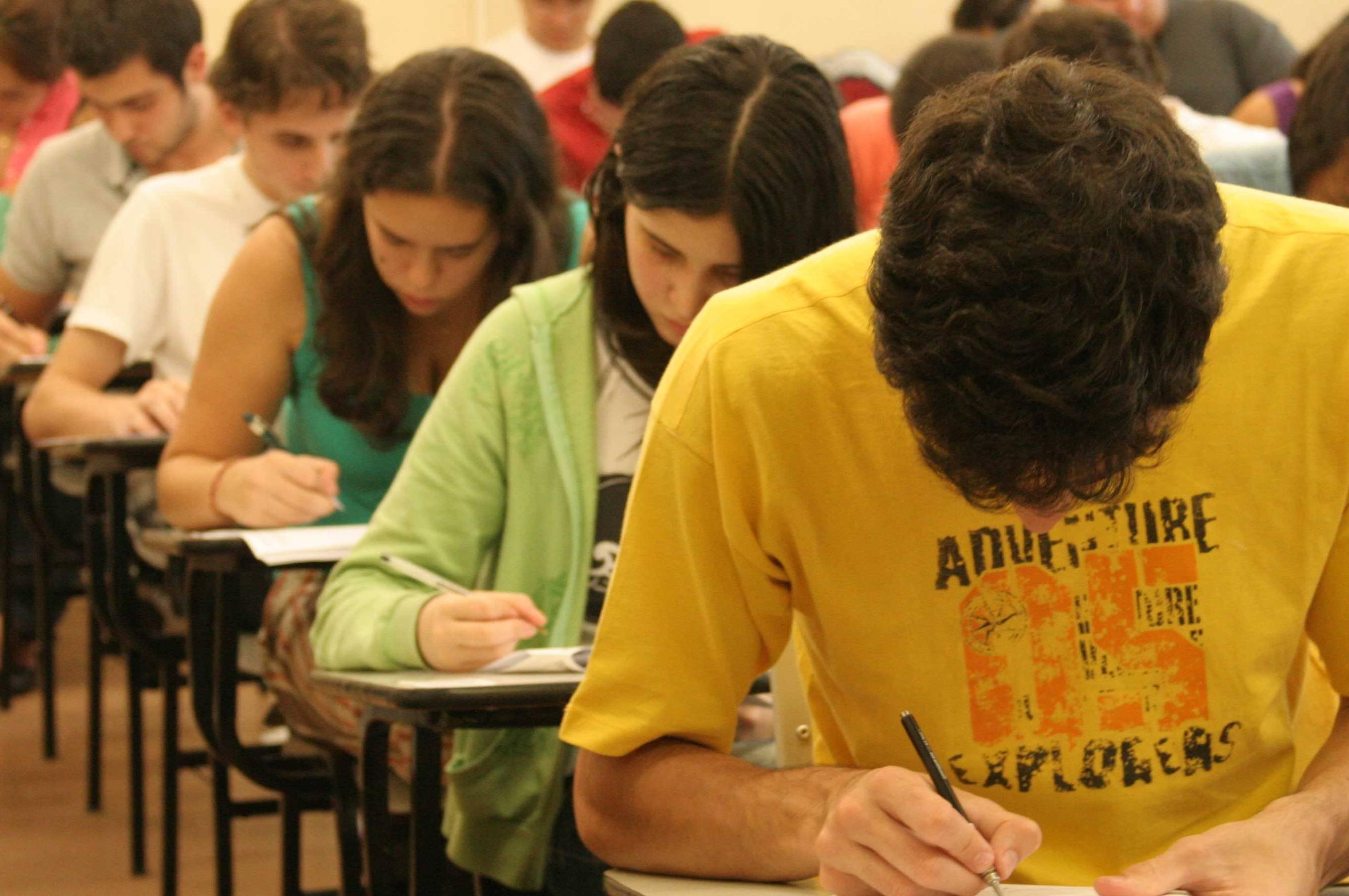 redação do enem 2015 - Maior nota do Enem 2015 foi em matemática; confira as máximas e mínimas