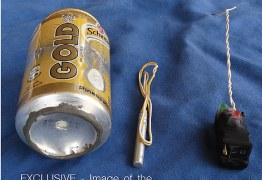 O QUE DERRUBOU O AVIÃO QUE MATOU 219 RUSSOS: Estado Islâmico diz que usou bomba de latinha