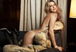 VEJA VÍDEO: Luana Piovani afirma ter raiva de pessoas com a bunda durinha