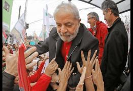 EM CLIMA DE CAMPANHA: Lula escolhe Curitiba para iniciar série de visitas a capitais