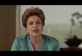 'Pobreza no país tem como cor predominante a negra', diz Dilma
