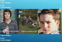 "Acidente mata atores que voltavam de teste para a novela ""Terra Prometida"", da Record"