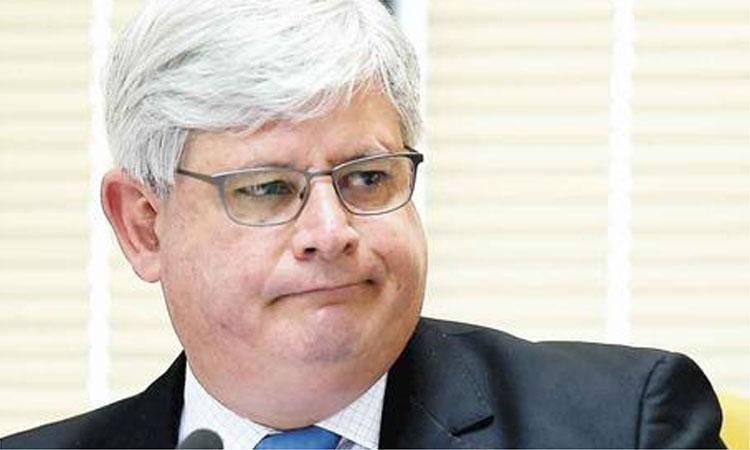 RODRIGO JANOT 1 - Rodrigo Janot negociou fim da Lava Jato: aceitava 10 penitenciárias para acabar com a investigação