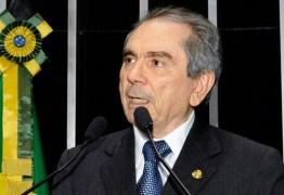 Em entrevista à imprensa nacional, Raimundo Lira esclarece cancelamento de eleição para presidente da CAE